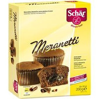Schär Meranetti Caja 200 g