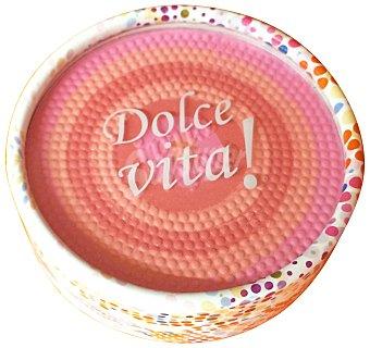 DELIPLUS Colorete dolce vita nº 2 (Polvo multicolor) 1 unidad