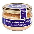 Paté de salmón Tarro 110GR Caprichos Del Mar