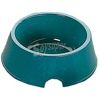BIOZOO AXIS Comedero de plastico tamaño mediano colores surtidos 1 unidad