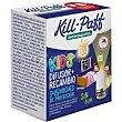 Insecticida antimosquito eléctrico aparato + recambio  Kill-Paff