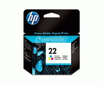 HP Cartuchos de Tinta N22 Tricolor 1 Unidad