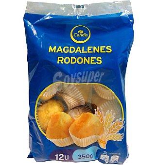 Magdalenas Condis redonda 350 G