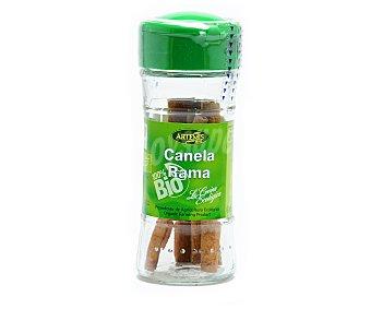 Artemis Bio Canela de cultivo ecológico en rama Rama 15 g