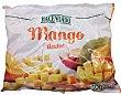Mango en dados congelado Paquete de 300 g Hacendado