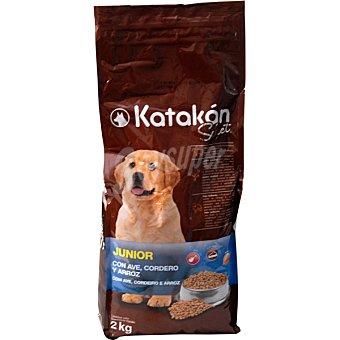 KATAKÁN SELECT Alimento para perros con ave, cordero y arroz Bolsa de 2 kg