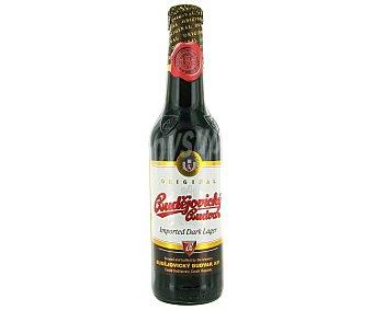 Budejovicky Cerveza negra Botellín 33 cl
