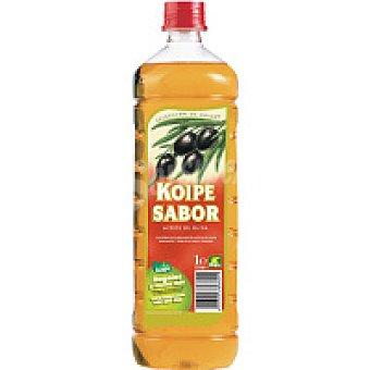 Koipe Aceite de oliva 1º Botella 1 litro