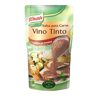 Knorr Salsa vino tinto 200 ml