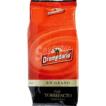 Dromedario Café torrefacto en grano Paquete 250 g