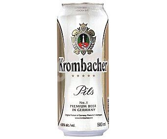 Krombacher Cerveza Lata 50 cl