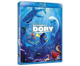 Buscando a dory 2016. Película Disney Pixar en Bluray. Género: animación, infantil, familiar. Edad: TP