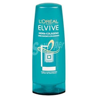 Elvive L'Oréal Paris Crema suavizante Hidra Colágeno cabello mediterráneo frasco 250 ml Frasco 250 ml