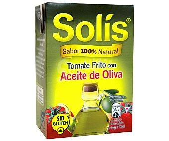 Solís Tomate frito con aceite de oliva Brik 400 g