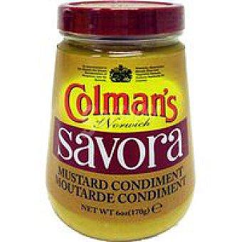 Colmans Savora Must Tarro 170 g