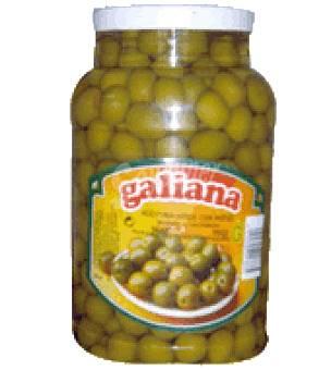 Galiana Aceitunas con hueso 2,5 kg