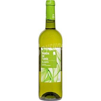 Barón de Turis Vino blanco de Valencia Botella 75 cl
