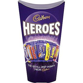 Cadbury Heroes toffes surtidos Estuche 290 g