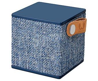 Fresh 'n rebel rockbox cube Altavoz portátil inalámbrico ROCKBOX CUBE FABRIQ EDITION, Bluetooth, puerto Aux.