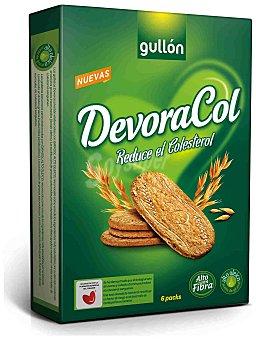Gullón Galletas Devoracol Reduce el Colesterol Gullón 240 gr