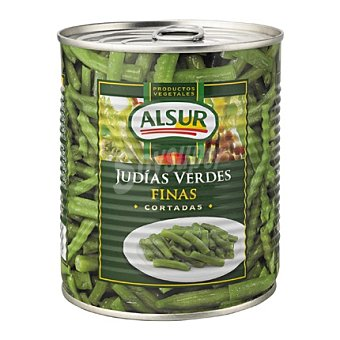 Alsur Judia fina alsur verde 420 g