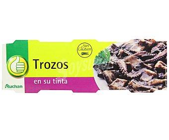 Productos Económicos Alcampo Calamares en su tinta Pack 3 unidades de 51 gramos