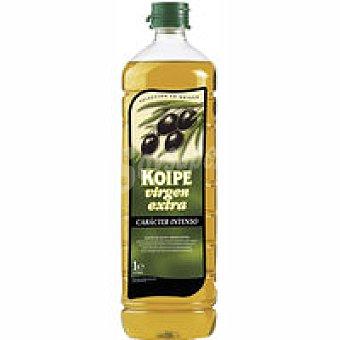 Koipe Aceite de oliva virgen extra intenso Botella 1 litro