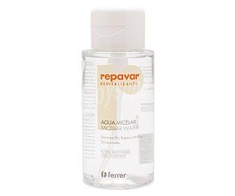 Repavar Agua micelar desmaquillante y revitalizante para todo tipo de pieles 300 ml