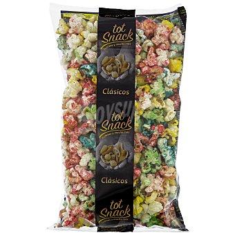 Tot Snack Palomitas de maíz de colores Paquete de 90 g