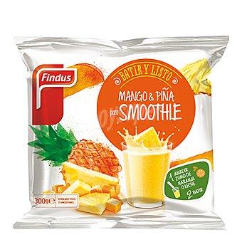 Findus Mango y piña para smoothie 300 g