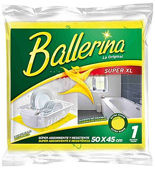Ballerina Ballerina Bayeta Super 1 ud