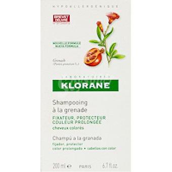 Klorane Champú de granada Bote 200 ml