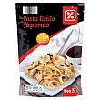 Pasta estilo japonés Bolsa 140 gr DIA