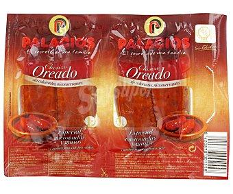 Palacios Chorizo Oreado 250g