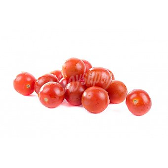 Tomate cherry bio Bandeja 250 g aprox.