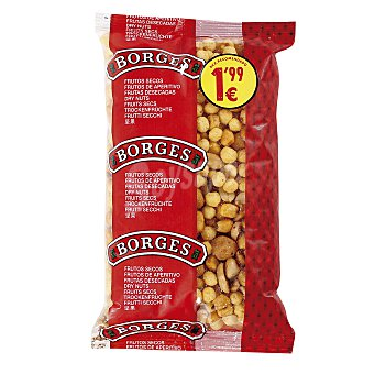 Borges Cocktail frutos secos Bolsa 350 gr