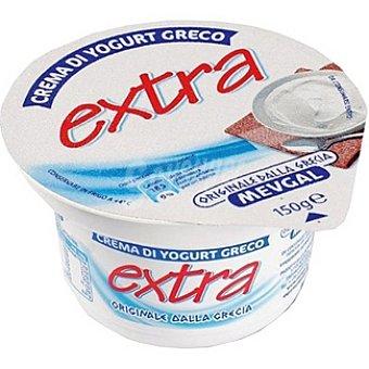 MEVGAL Yogur griego natural extra 10% materia grasa Tarrina 150 g