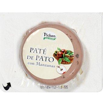 Picken Paté de pato con manzana 100 g