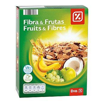 DIA VITAL Cereales fruta y fibra Paquete 500 gr