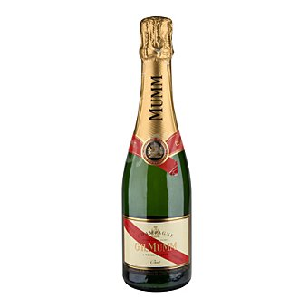 G.H.Mumm Champagne Rouge Botellín 37 cl