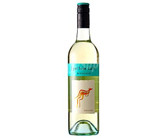 Yellow Tail vino blanco moscato Australia  botella 75 cl