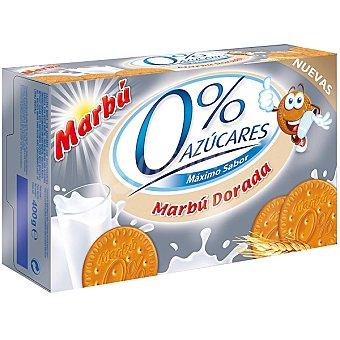 Marbu Artiach Galletas de desayuno 0% azúcares Estuche 400 g