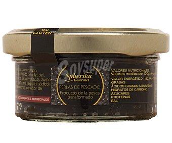 Spherika Sucedáneo de caviar arenque negro 50 gramos