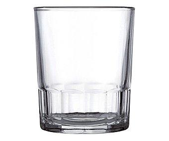 LUMINARC Vasos de vidrio modelo Esvos, 27 centilitros de capacidad Bandeja de 10 unidades