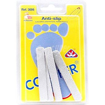 CODYFER Anti tiritas cuero látex para zapato abierto talla única
