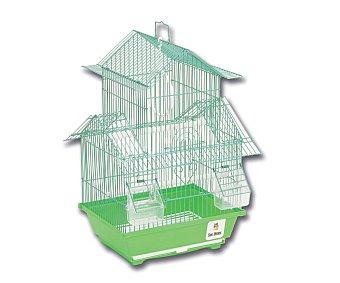 San Dimas Jaula para pájaros (30cm x 23cm x 47cm) 1 unidad