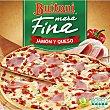 Masa Fina pizza de jamon y queso  estuche 320 g Buitoni