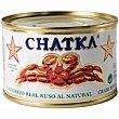 100% carne Lata 110 g Chatka