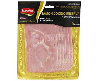 Espuña Jamón Cocido Extrafino