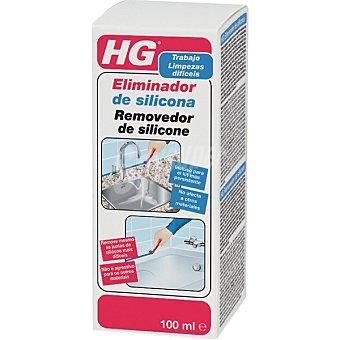 HG Limpiador eliminador de silicona bote 100 ml